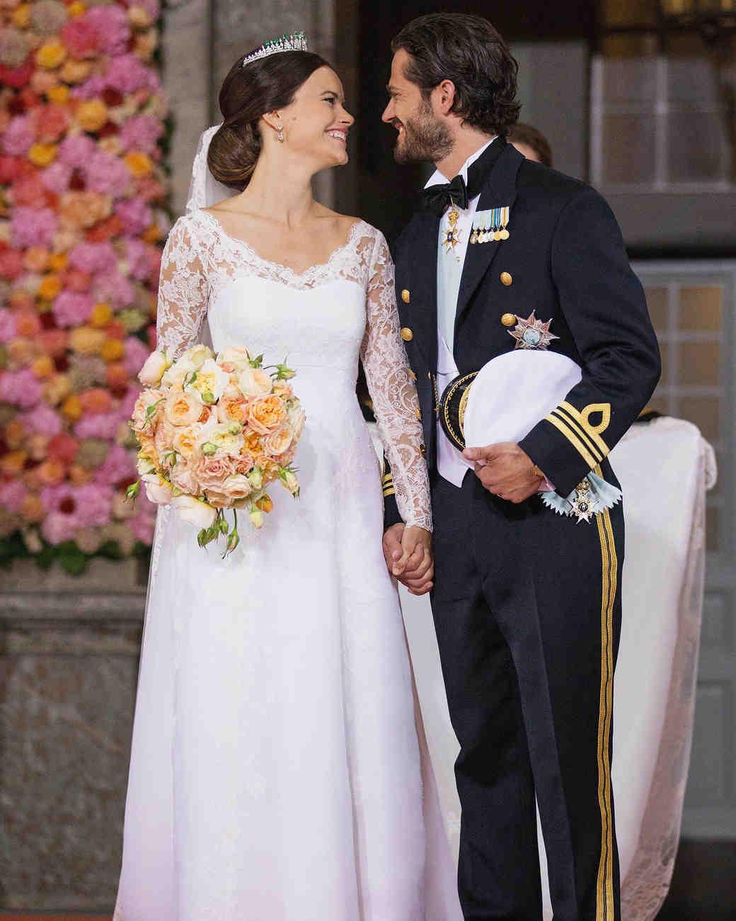 best royal wedding dresses best wedding dress Princess Sofia Duchess of V rmland