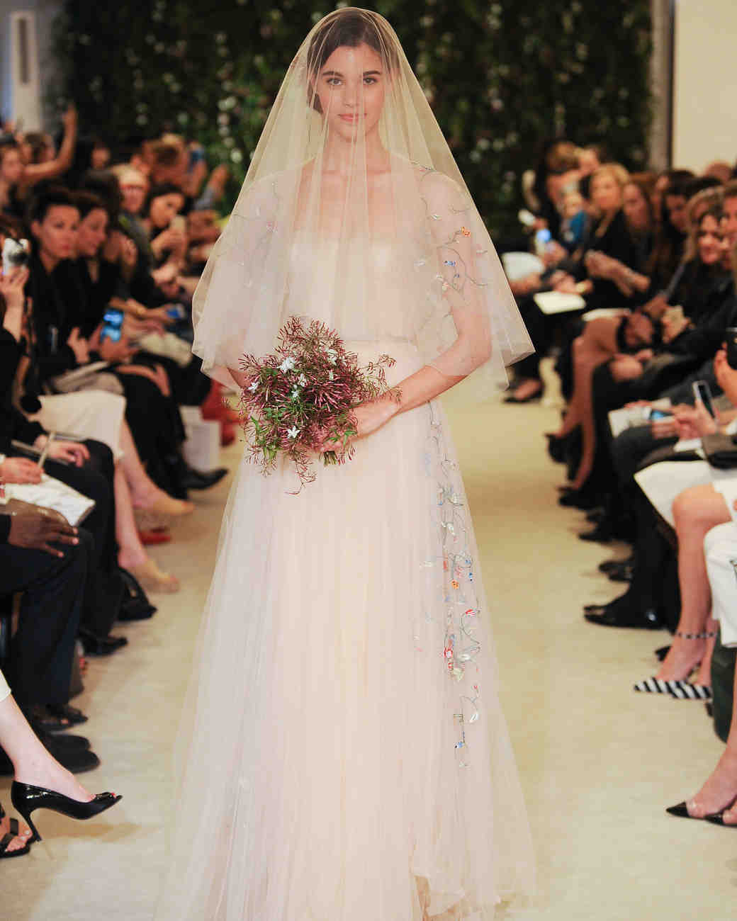 best wedding dresses spring bridal shows wedding dresses Carolina Herrera
