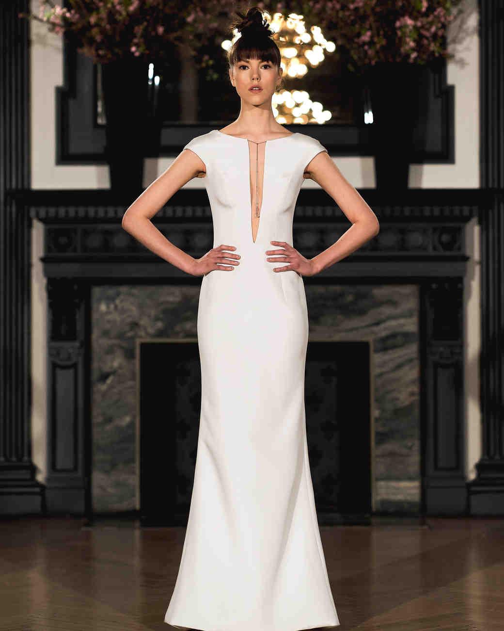 Fullsize Of Sheath Wedding Dresses