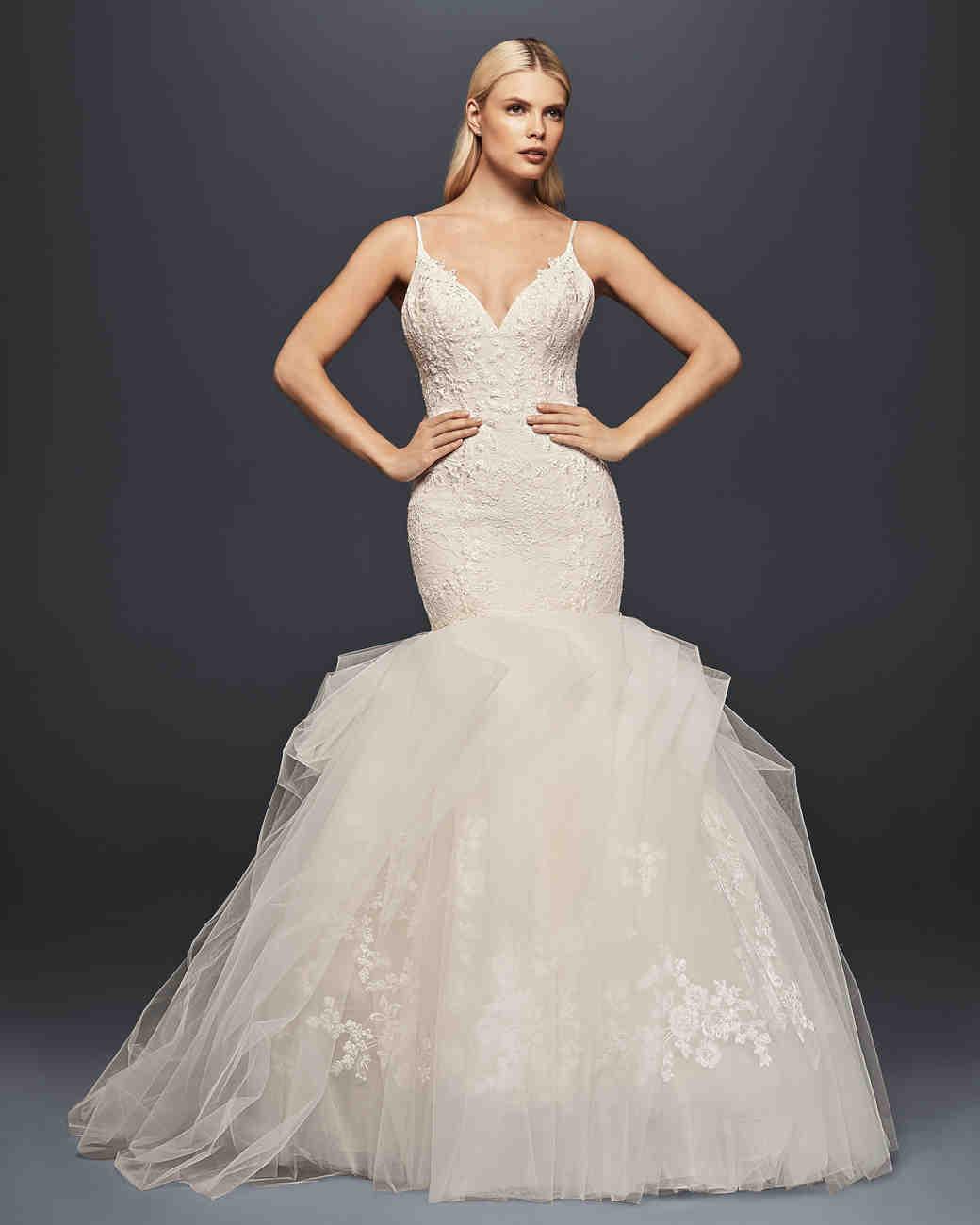 spring wedding dress trends best wedding dress Truly Zac Posen Spring Wedding Dress Collection