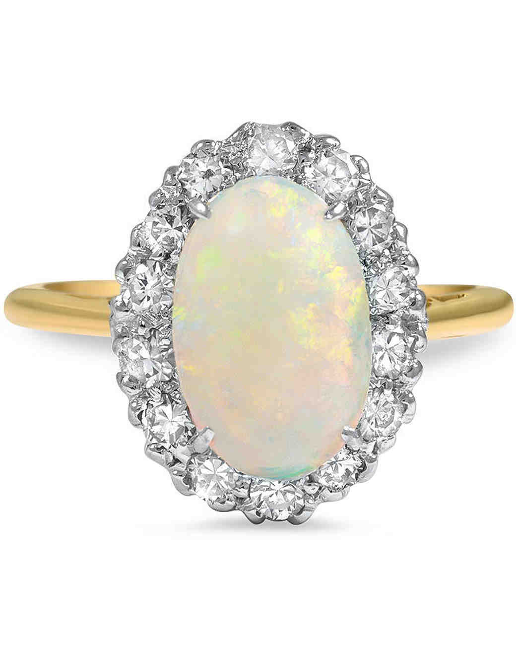 opal engagement rings opal wedding rings Brilliant Earth Opal Engagement Ring