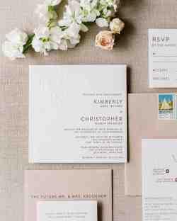Sparkling Rose G Wedding Invites Rose G Wedding Ideas That Make A Ment Martha Stewart Weddings Rose G Wedding Bouquet Rose G Wedding Sets