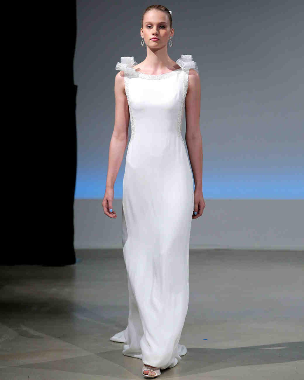 simple wedding dresses simple wedding dress Isabelle Armstrong Simple Wedding Dress