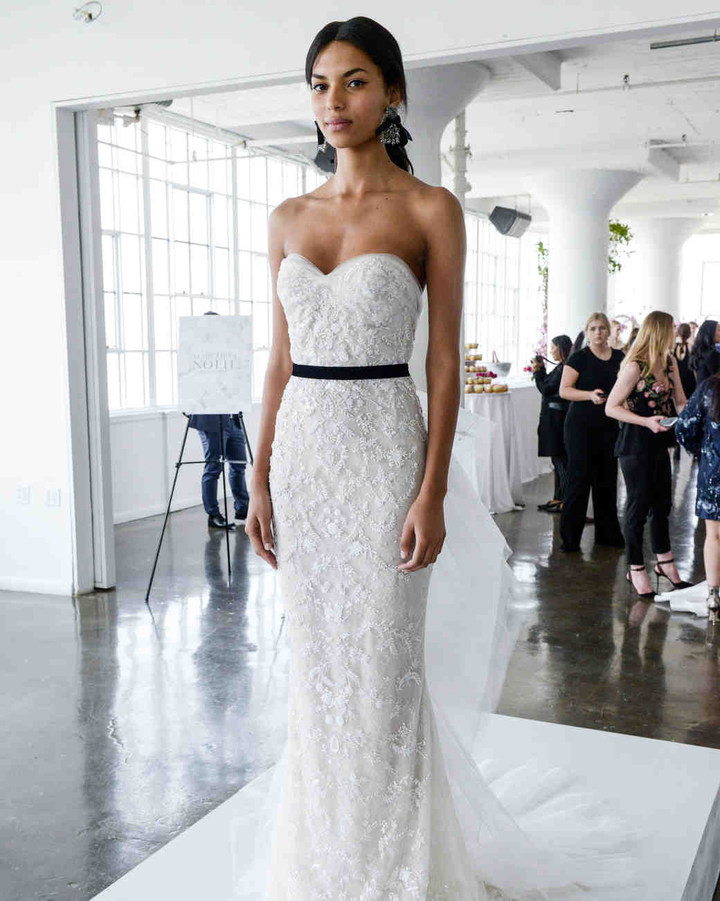 marchesa wedding dresses spring marchesa wedding dresses marchesa spring strapless wedding dress with beaded details