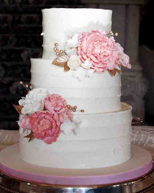 Medium Of Wedding Cake Frosting