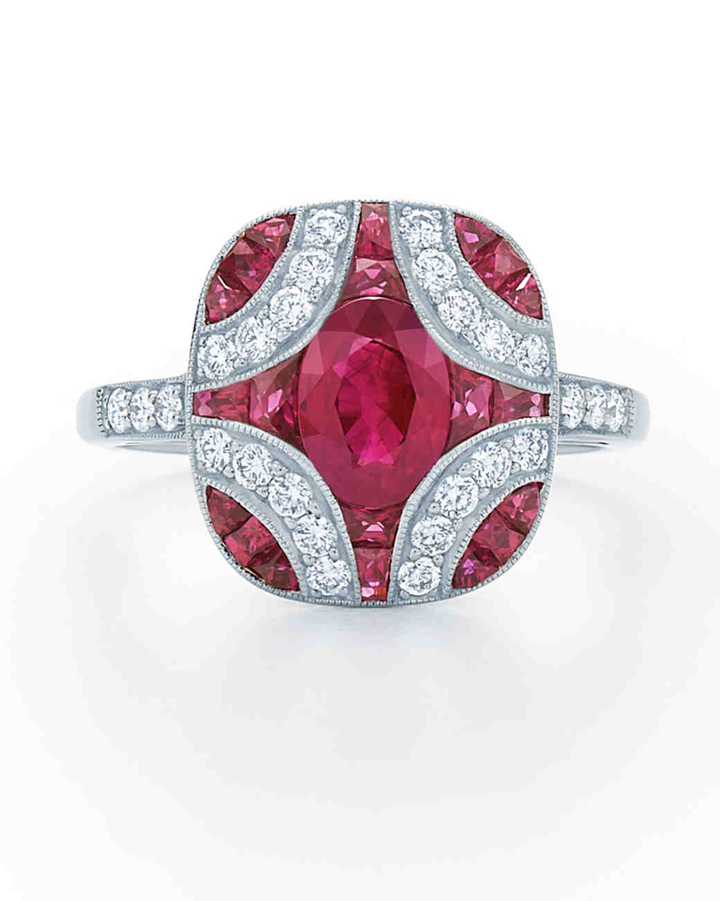 rings bands workout wedding rings 34 Royal Ruby Engagement Rings