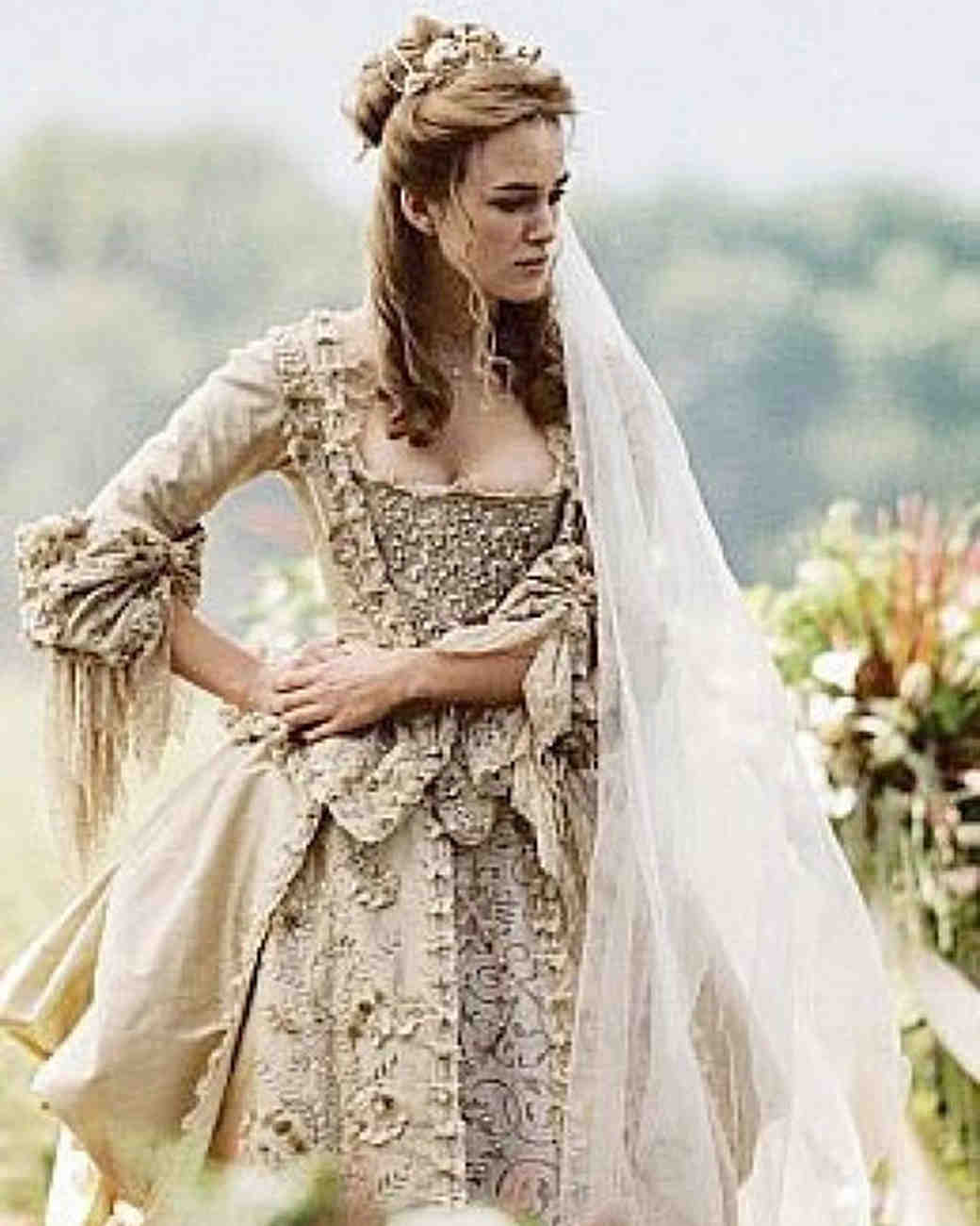 The Most Iconic Movie Wedding Dresses of All Time | Martha ...