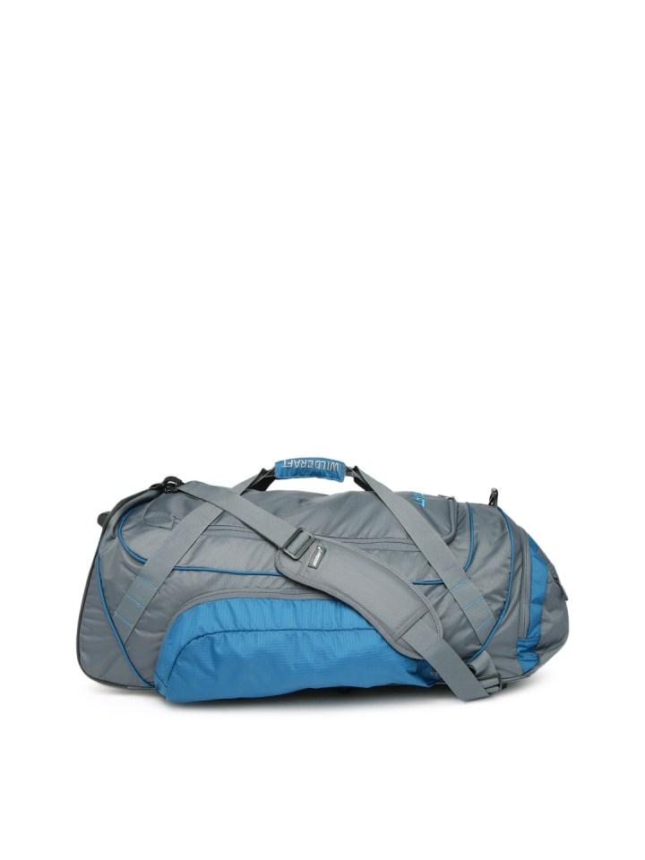 953bea52128c Wildcraft Travel Duffle Bag Aqua Small