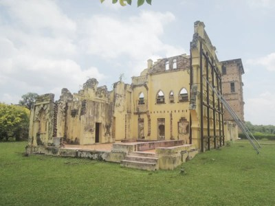 Shadows and chills at Kellie's Castle | New Straits Times ...
