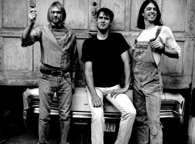 Nirvana - Pen Cap Chew - Classic Rock Bands Who Changed Their Name - Radio X