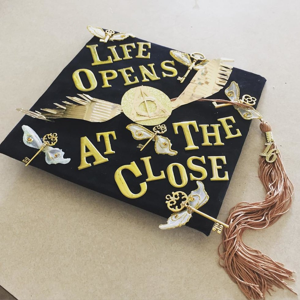 Fullsize Of Graduation Cap Ideas