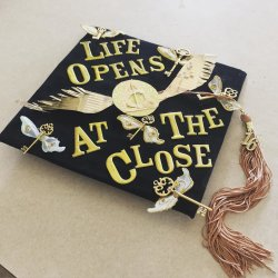Small Of Graduation Cap Ideas