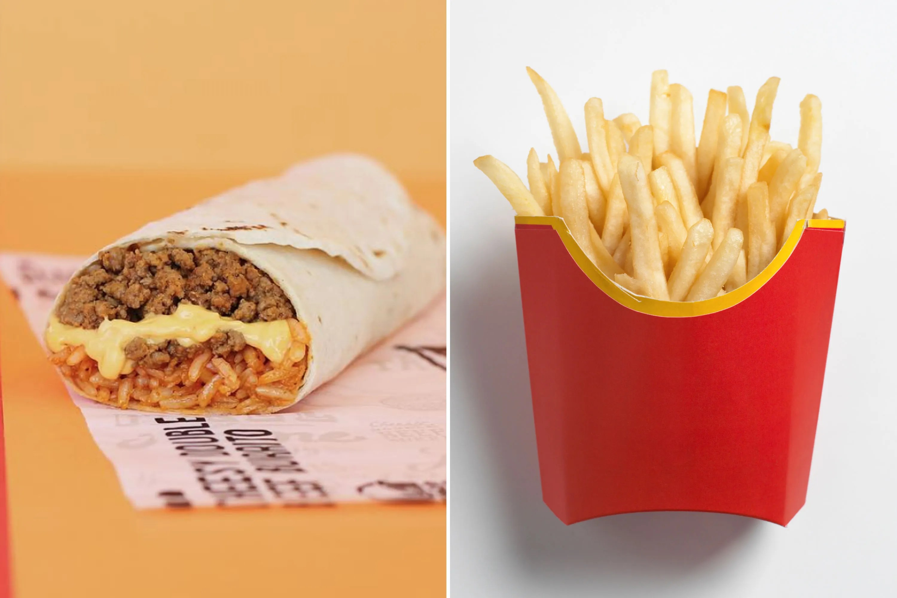 Witching Taco Bell Is Testing A Loaded Burrito Teen Vogue Nacho Fries Box Discontinued Nacho Fries Box Taco Bell Nutrition nice food Nacho Fries Box