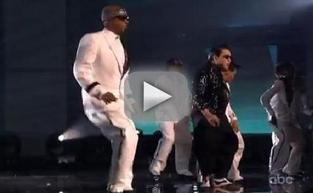 PSY ft. MC Hammer - Gangnam Style (American Music Awards 2012) 