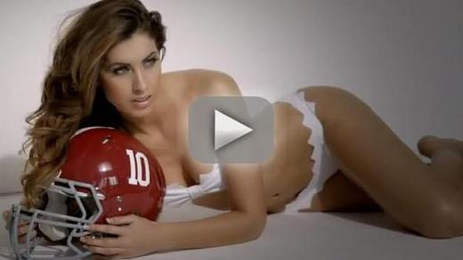 Katherine Webb Sports Illustrated Shoot