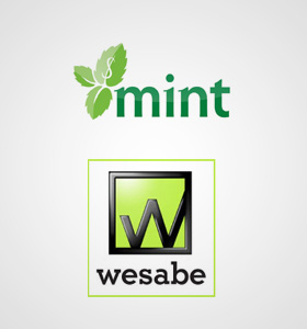 Mint vs. Wesabe