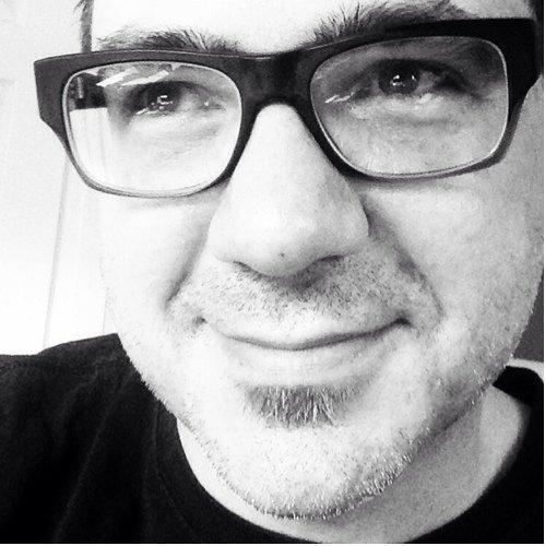headshot of Andrew Hinton