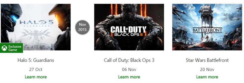 exclusividad de DLC con Call of Duty: Black Ops 3