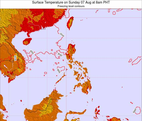 Weather Maps Panahon N On