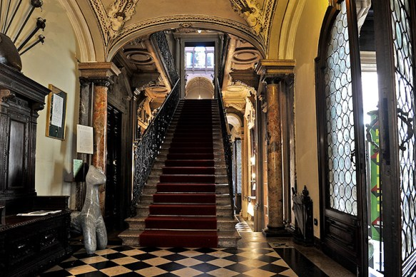 Museo Bagatti Valsecci in Milan | Photo by Nick Hughes for Yellowtrace.