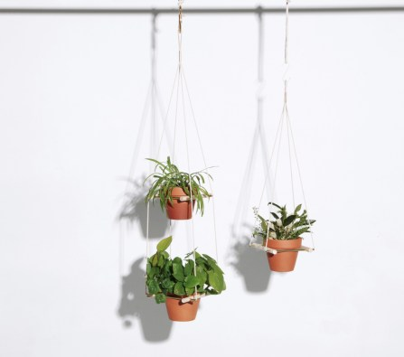 O Plant Hangers by Ladies & Gentlemen Studio | Yellowtrace.