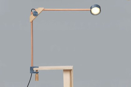 Handmade Light by Asaf Weinbroom | Yellowtrace.