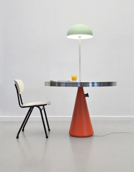 Stephanie Hornig, Camp Table | Yellowtrace.