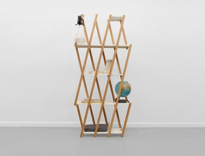 Stephanie Hornig, Set Bookshelf | Yellowtrace.