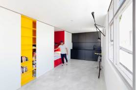 The Studio Apartment, Sydney by Nicholas Gurney | Yellowtrace.