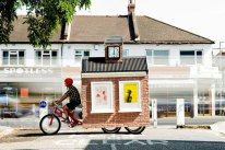 Cricklewood Town Square, World's First Mobile Town Square by Spacemakers | Yellowtrace.