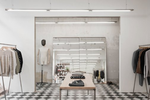 Our Legacy Store, Gothenburg by Arrhov Frick | Yellowtrace.