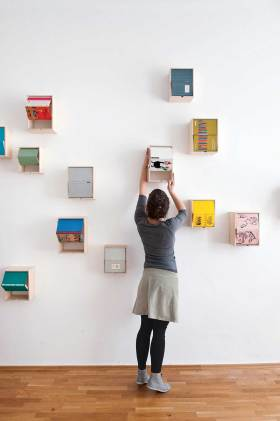 A Book Box by Aust & Amelung | Yellowtrace.