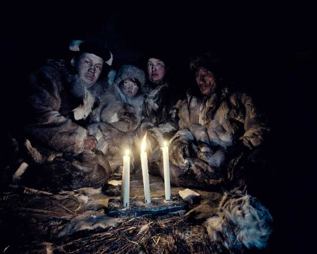 Chukchi Tribe, Chukotka, Siberia. Photo by Jimmy Nelson | Yellowtrace