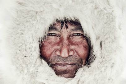The Nenets, Siberia. Photo by Jimmy Nelson | Yellowtrace