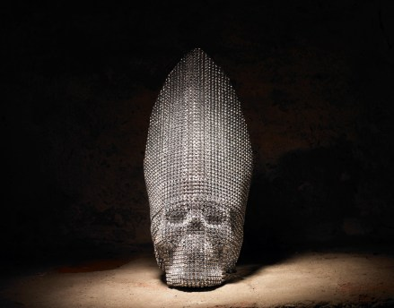 Sparkling Crystal Sculptures by Nicola Bolla | Yellowtrace.