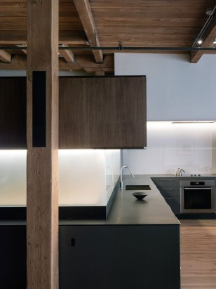 San Francisco Loft by LINEOFFICE Architecture   Yellowtrace