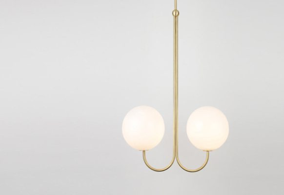 Angle Pendant Light by Michael Anastassiades | Yellowtrace
