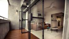 G Maisonette, Singapore by 0932 | Yelowtrace