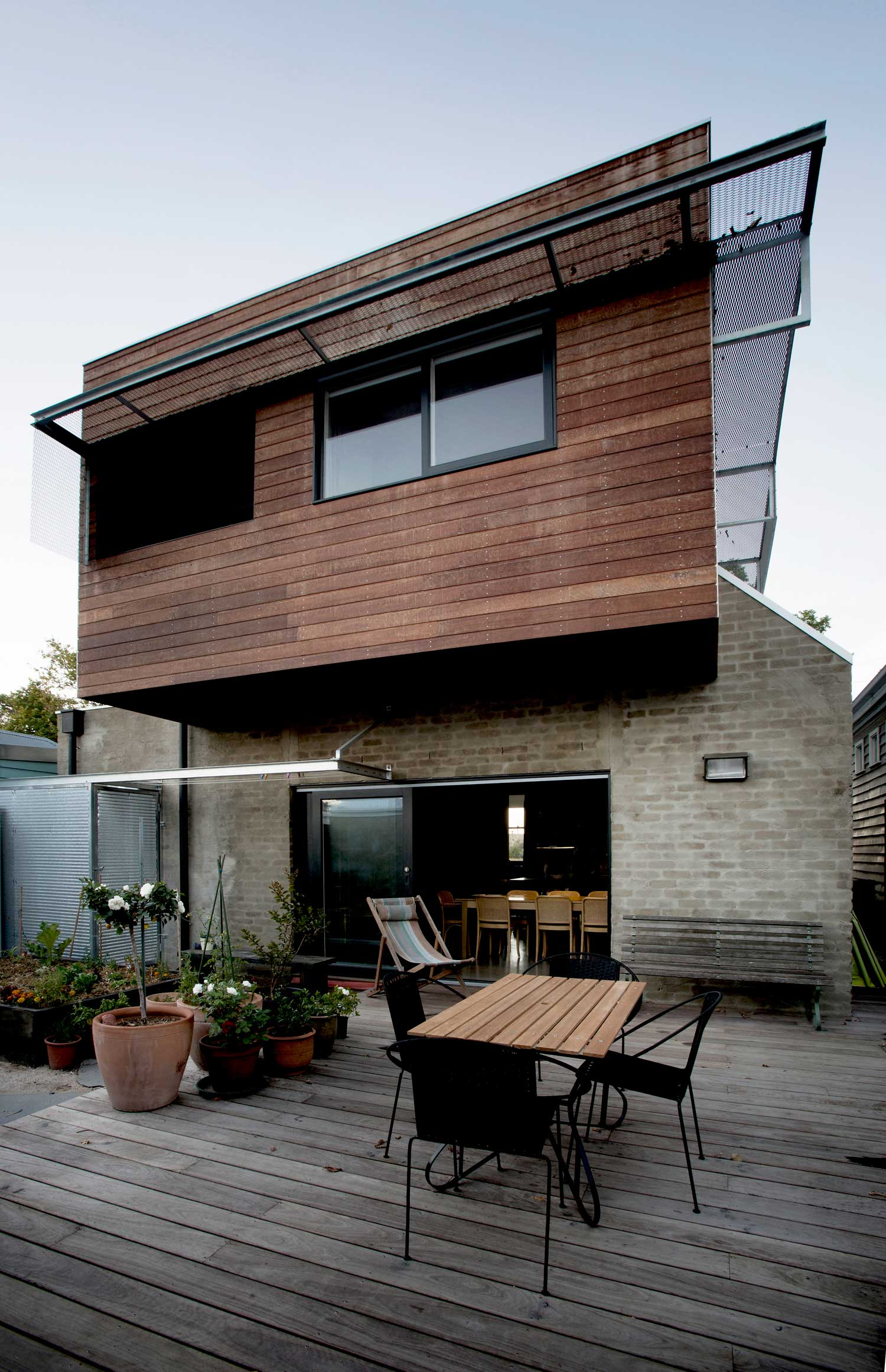 model house in melbourne by breathe architects yellowtrace breathe architecture studio yellowtrace