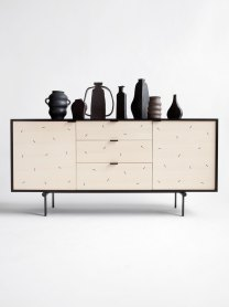 Confetti Credenza by Moving Mountains   Yellowtrace