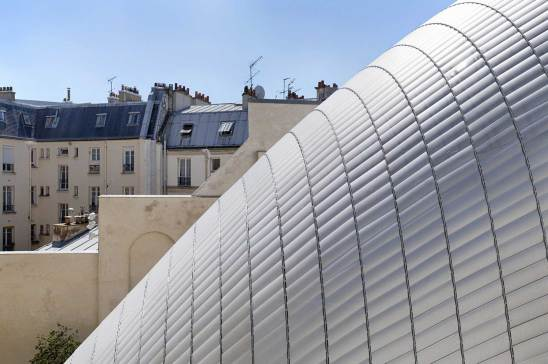 Fondation Jérôme Seydoux-Pathé HQ in Paris by Renzo Piano | Yellowtrace