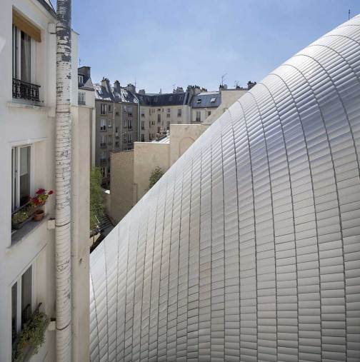 Pathe Foundation Building in Paris by Renzo Piano | Yellowtrace