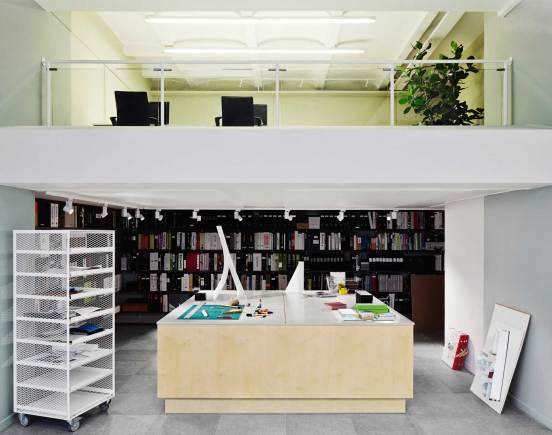 MER Stockholm Office Design | Yellowtrace