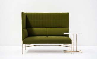 Chill-Out High sofa by Tacchini, Salone Del Mobile 2016 | #Milantrace2016