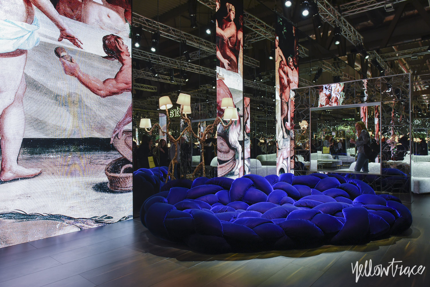 Video highlights best stands at salone del mobile 2016 - Fiera del mobile milano ...