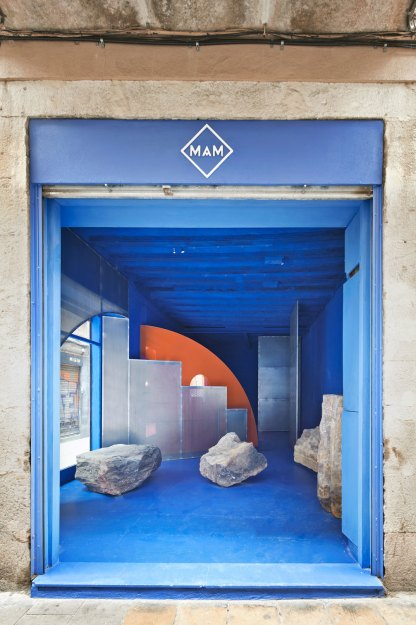 Mam Store in Barcelona by Guillermo Santomà & Diego Ramos | Yellowtrace