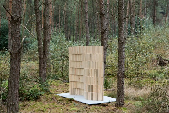 'Reconfiguration Of A Tree' Research Project By Thomas Vailly | Yellowtrace