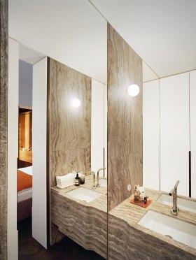 Apartment B in Berlin by Thomas Kröger Architekt | Yellowtrace