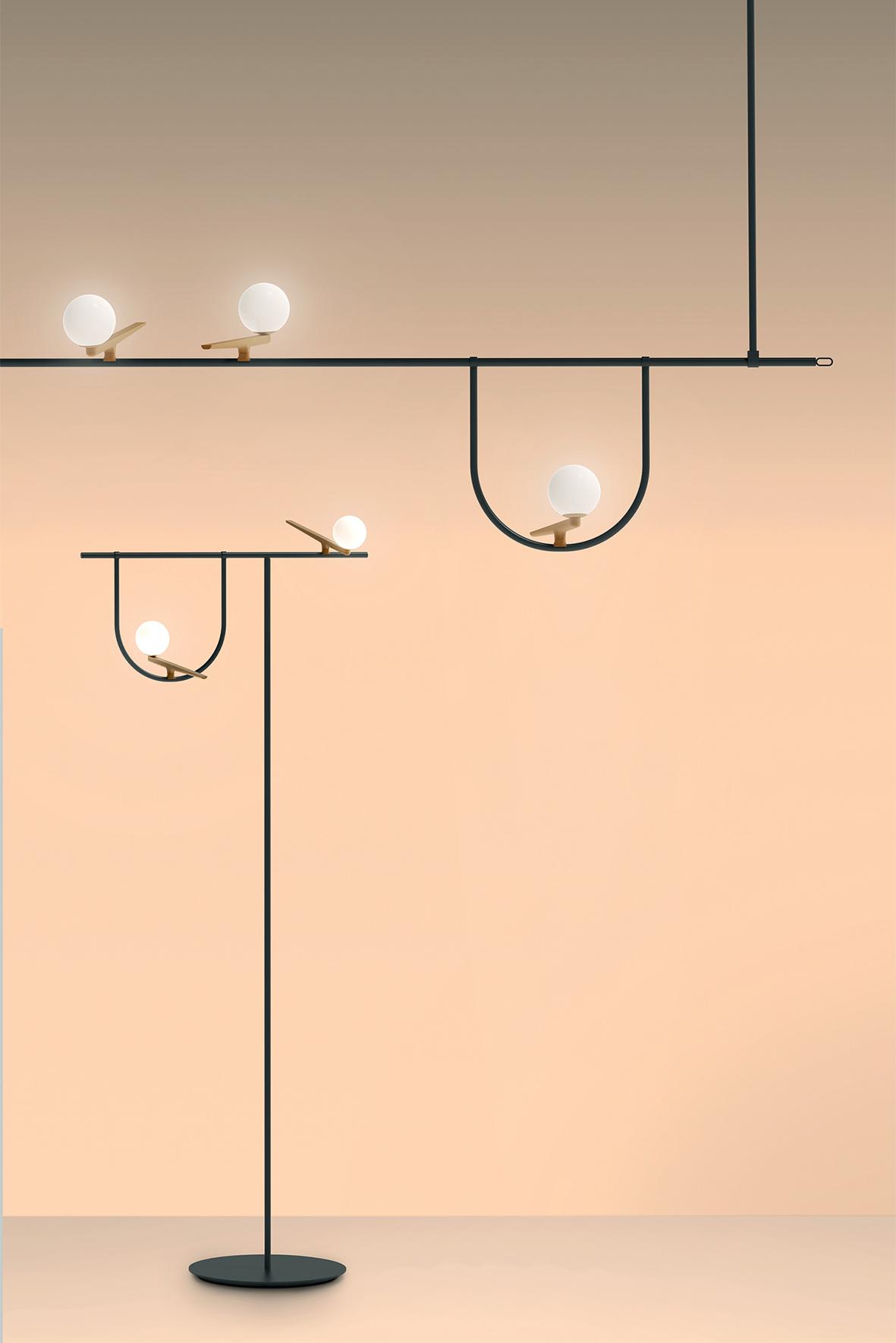 Best new lighting and stands at euroluce 2017 - Artemide vendita straordinaria 2017 ...