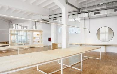 Goroka Office in Barcelona by Isern Serra Vert | Yellowtrace